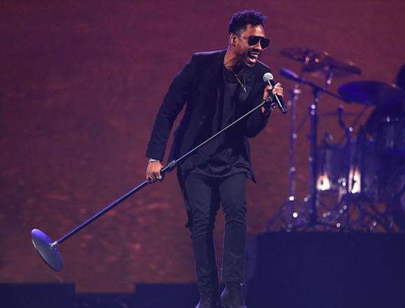 Miguel at Mesa Amphitheater