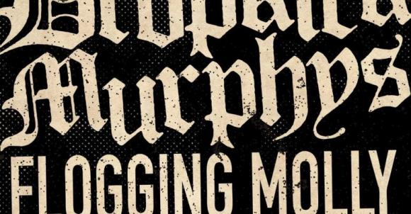 Flogging Molly & Dropkick Murphys at Mesa Amphitheater