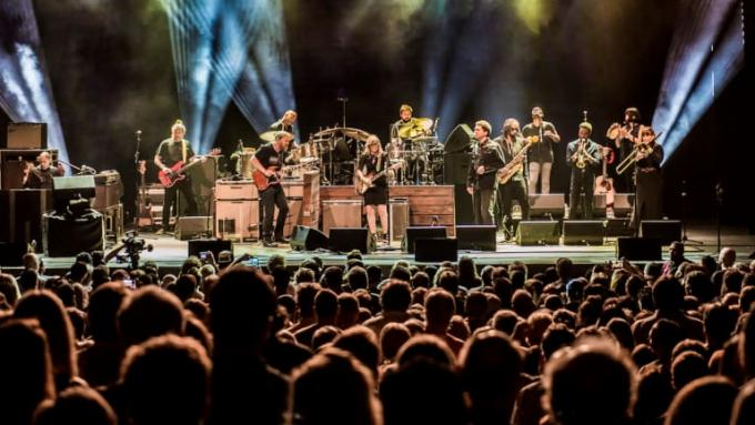 Tedeschi Trucks Band at Mesa Amphitheater