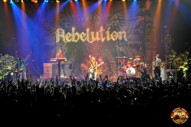 Rebelution at Mesa Amphitheater