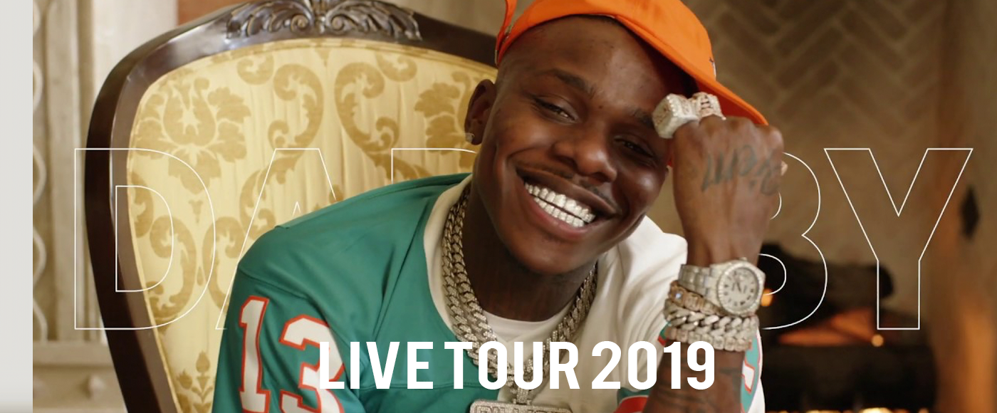 DaBaby at Mesa Amphitheater