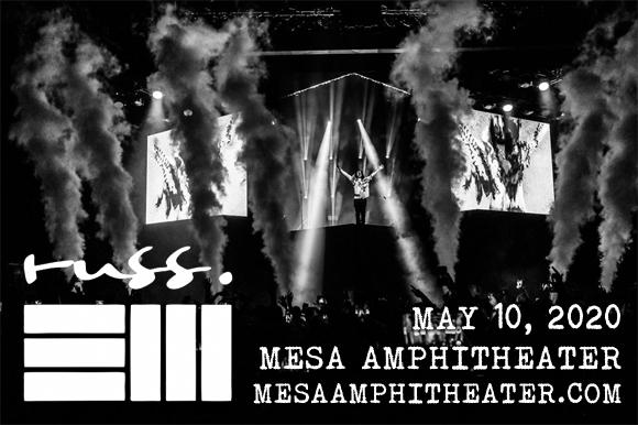 Russ at Mesa Amphitheater