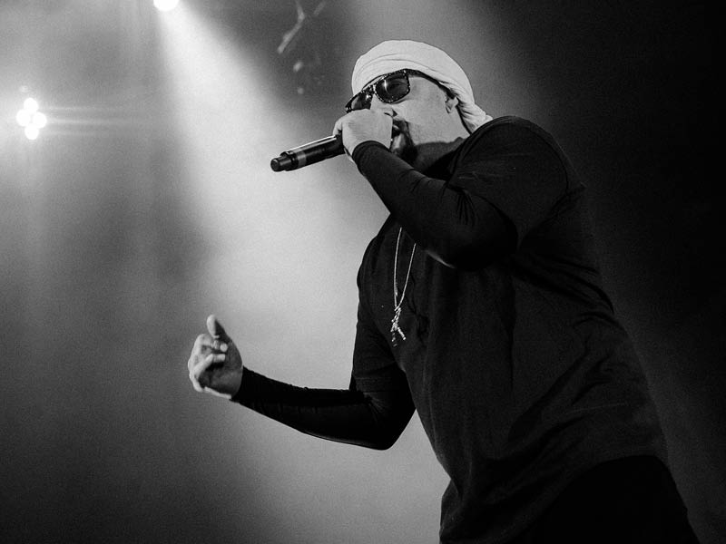 Cypress Hill & Atmosphere at Mesa Amphitheater