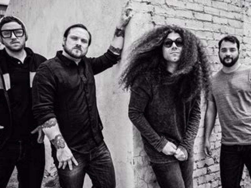 Coheed and Cambria & The Used at Mesa Amphitheater